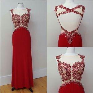 Twirl Prom Dress